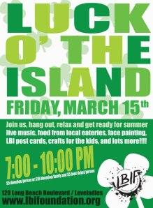 luck of island